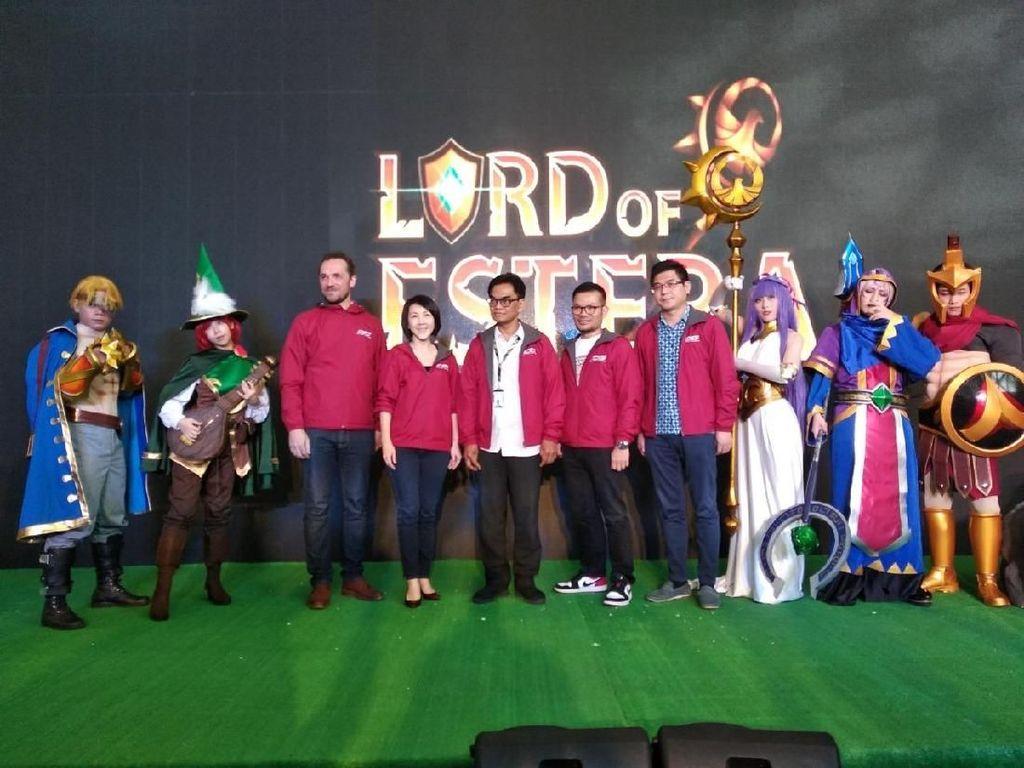 Lord of Estera, Game Baru dari Telkomsel Siap Tantang Pecinta RPG