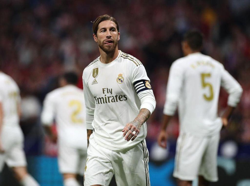 Klasemen Liga Spanyol: Real Madrid Pertama, Dibuntuti Granada