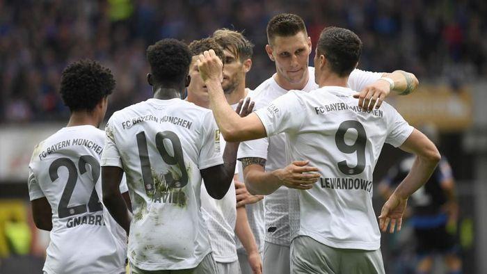 Bayern Munich enggan remehkan Tottenham Hotspur, yang sedang inkonsisten. (Foto: Ina Fassbender / AFP)