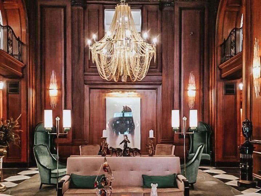 Potret Kamar Hotel Angker di AS, Minat Nginap di Sini?