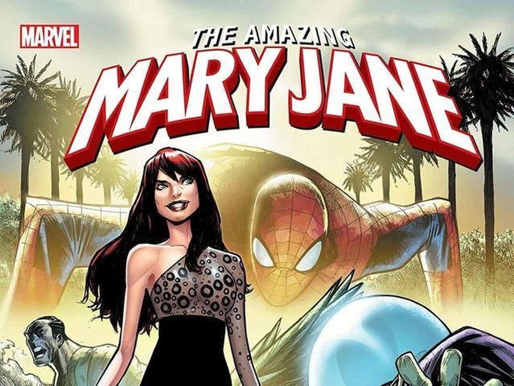 MJ Dapat Ruang Lebih Besar di Komik Solo Amazing Mary Jane