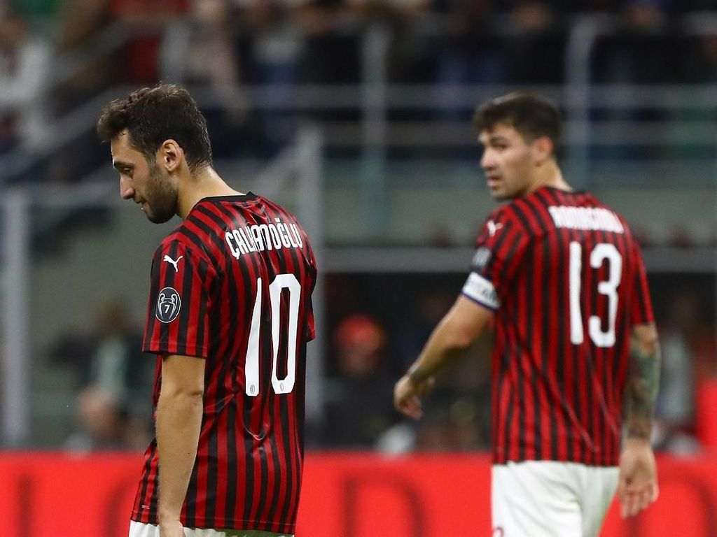 Milan Kini Jadi Perangkap Maut bagi Para Pelatih
