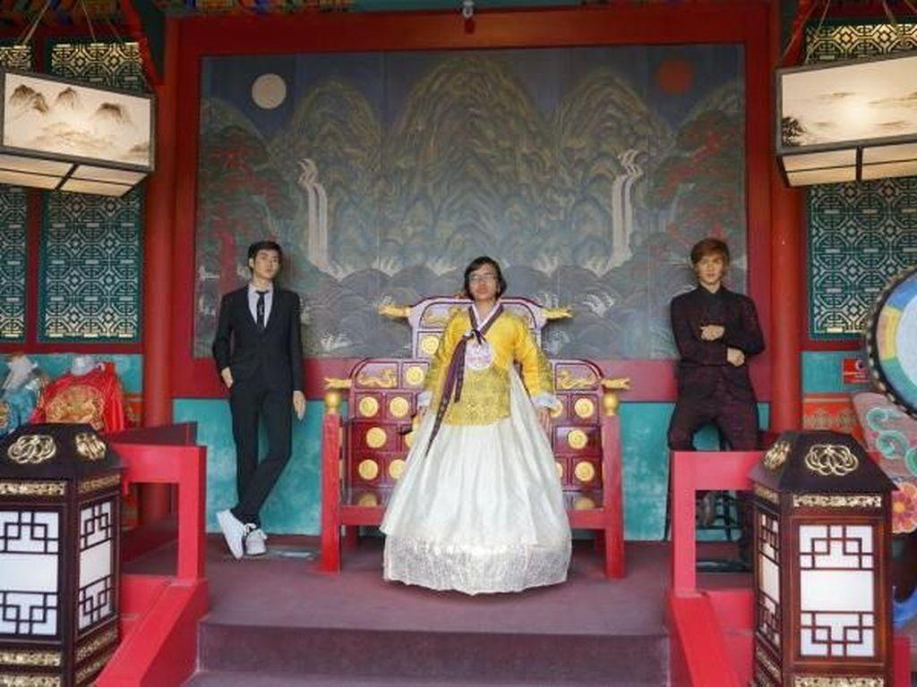 Mau Foto-foto ala Jepang dan Korea? Ke Jatim Park 3 Saja