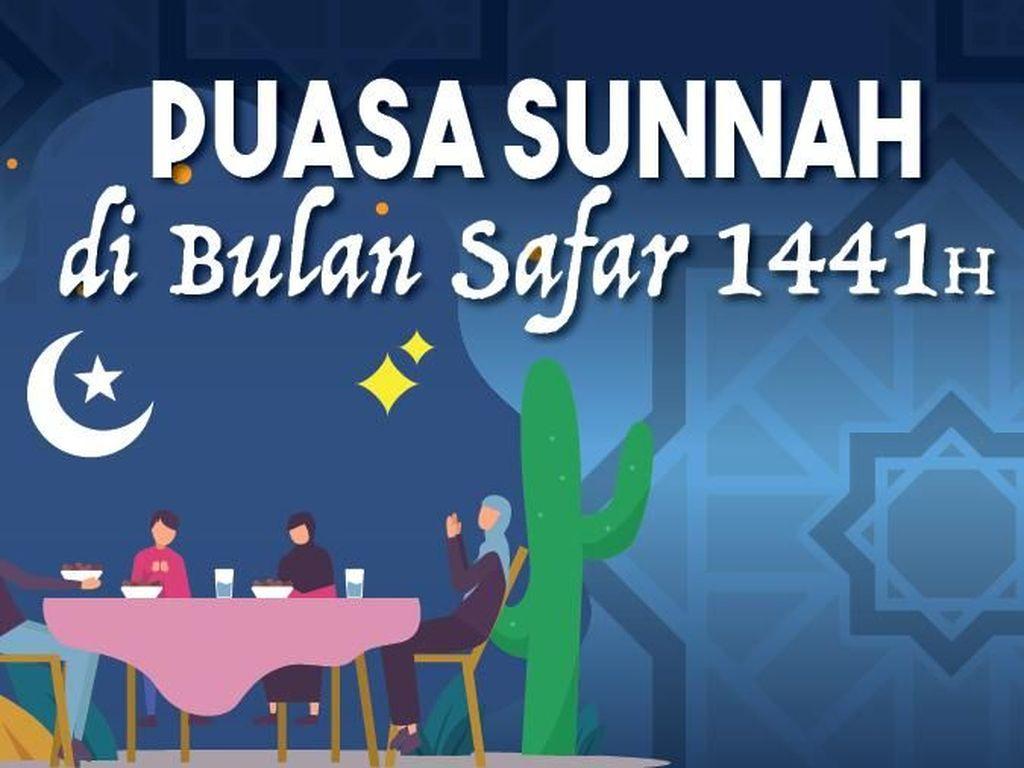Catat! Ini Jadwal Puasa Sunnah di bulan Oktober