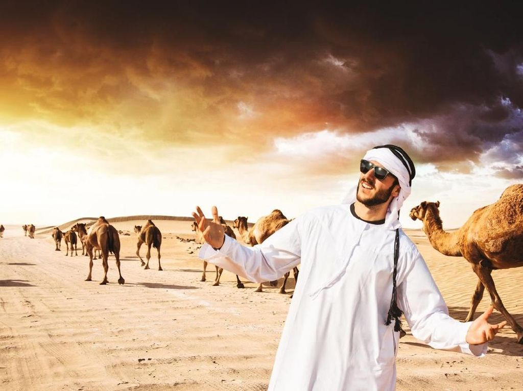 19 Larangan Baru buat Turis di Arab Saudi, Awas Kena Denda!