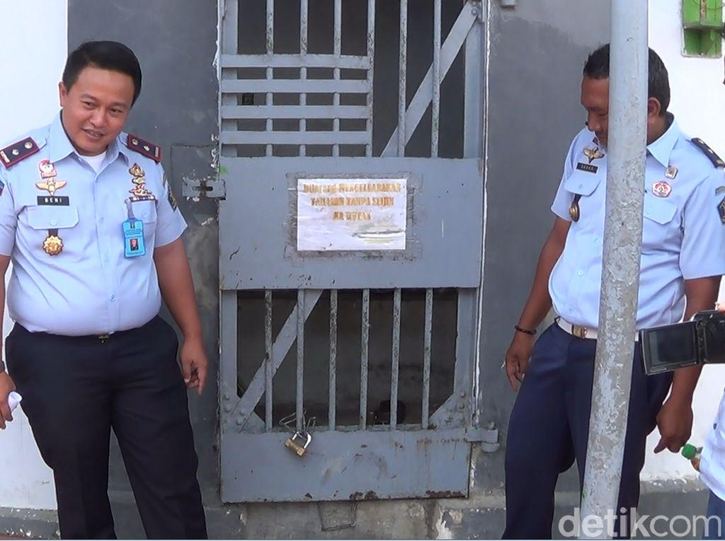 Polisi Bentuk 2 Tim Buru Napi Rutan Sumenep yang Kabur Bermodal Sendok