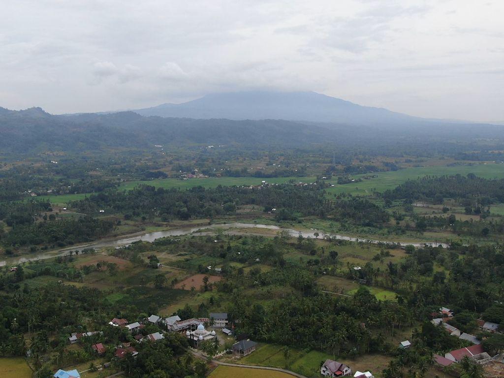 Intip Desa Lamteuba, dari Dana Desa sampai Ubah Lahan Ganja ke Kunyit