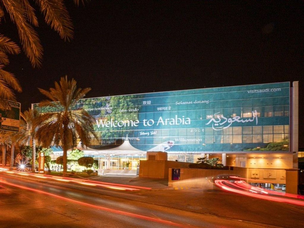 Pariwisata Arab Saudi Mau Kejutkan Dunia