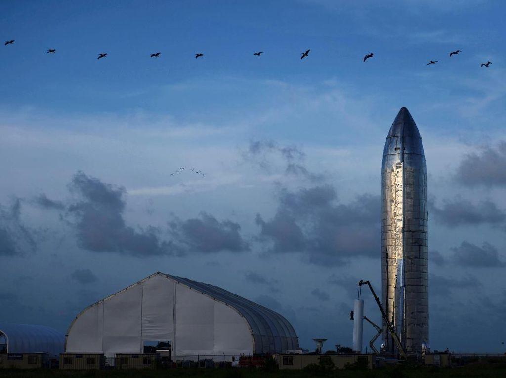 Ini Roket yang Bakal Bawa Manusia Bolak Balik ke Mars