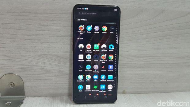 Realme X, Paket Lengkap Harga Rp 4 Jutaan