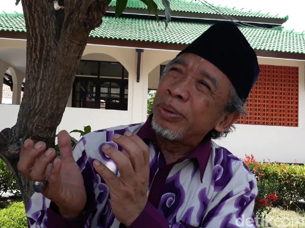Pelawak Qomar Dituntut 3 Tahun