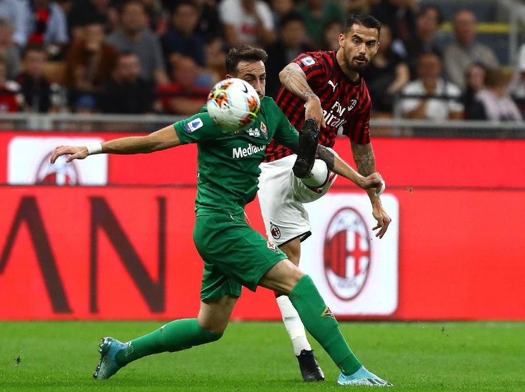 11 Fakta Usai Kekalahan Memalukan Milan dari Fiorentina