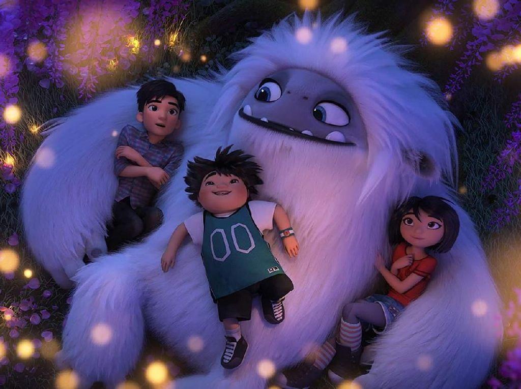 Abominable Mulai Tayang di Bioskop Indonesia, Ini 6 Fakta Menariknya
