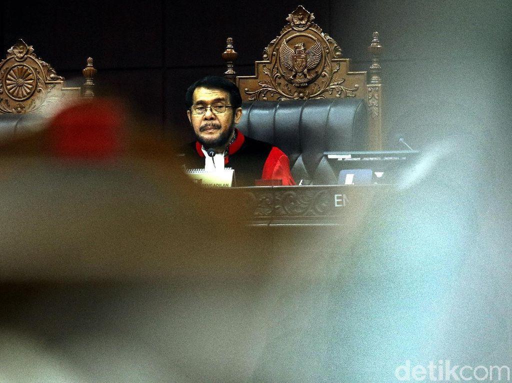 Uji Materi UU KPK Mulai Disidangkan di MK