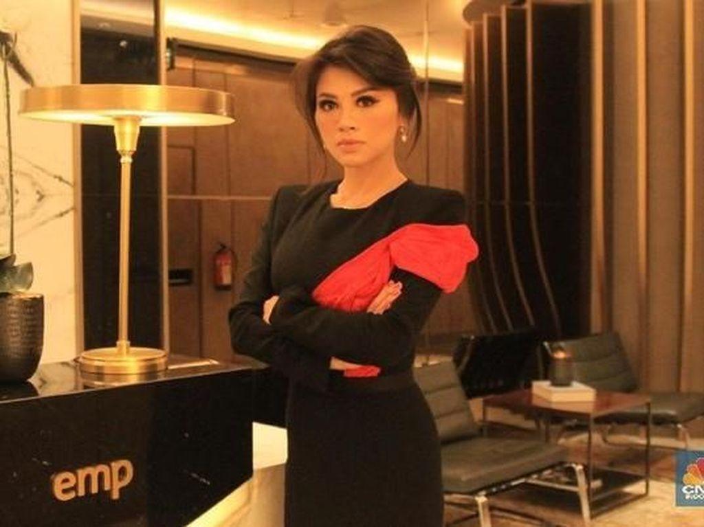 Si Cantik Adinda Bakrie Beberkan Arah Bisnis EMP di Tangannya