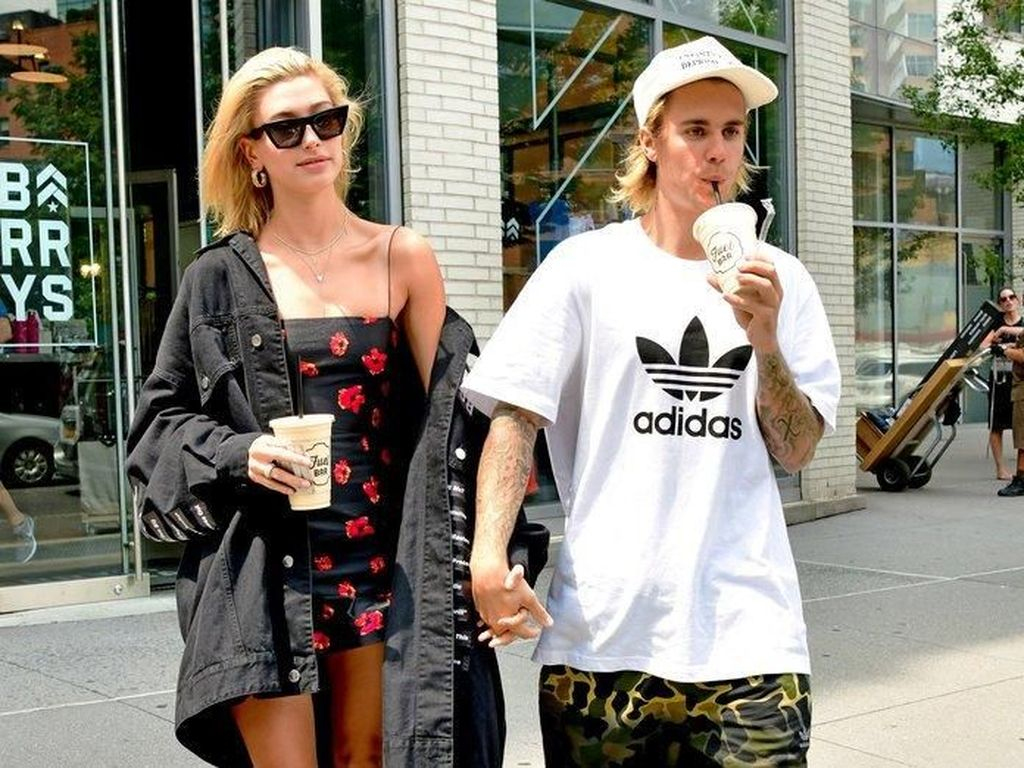 Duh! Hailey Bikin Lecet Lamborghini Justin Bieber