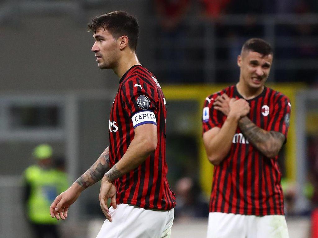 AC Milan Tak Pernah Seburuk Ini Sejak 80 Tahun Lalu
