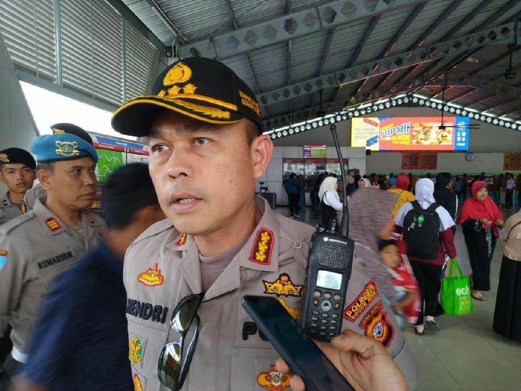 Polres Bogor Kota Belum Dapat Pastikan Kebenaran Dokumen Swab Habib Rizieq