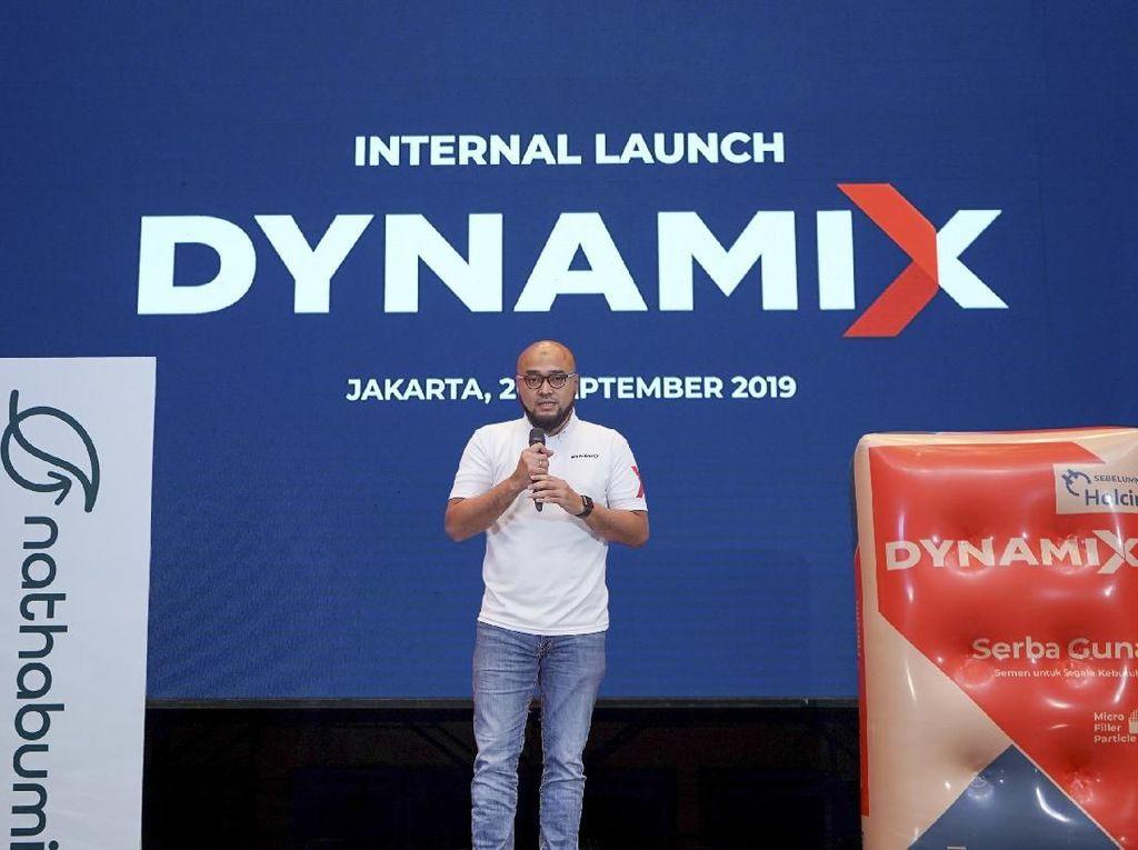 Holcim Ganti Nama Menjadi Dynamix