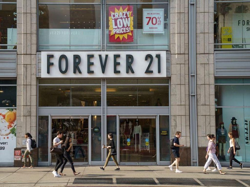 Fakta-fakta Forever 21, Retailer Raksasa yang Baru Mengumumkan Bangkrut