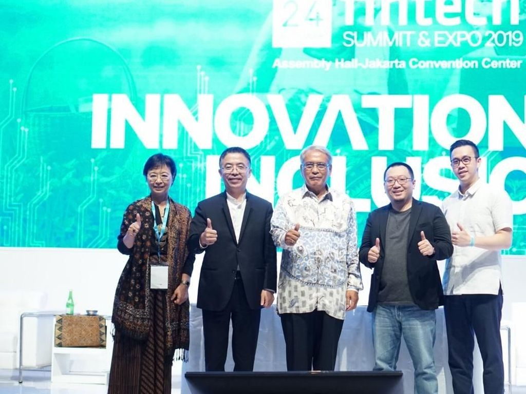 Indonesia China Tech Ignition Dukung Perkembangan Startup Indonesia