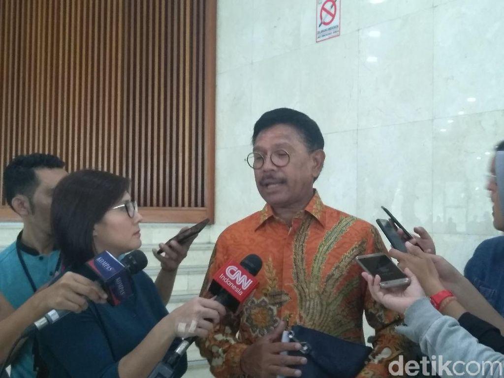 NasDem Tunjuk Lestari Moerdijat Jadi Pimpinan MPR 2019-2024