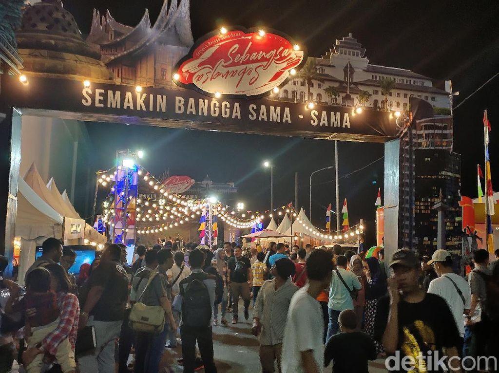 Pesta Penggemar Avanza Veloz di Semarang