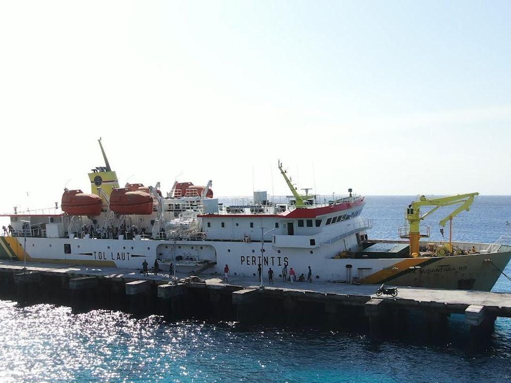 Dituduh Monopoli Tol Laut, Pengusaha: Kemenhub Cari Kambing Hitam