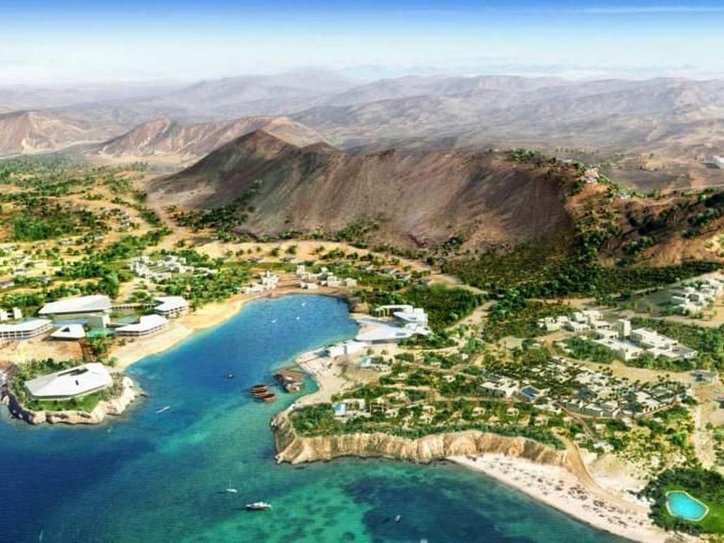 Mega Proyek Pariwisata Arab Saudi