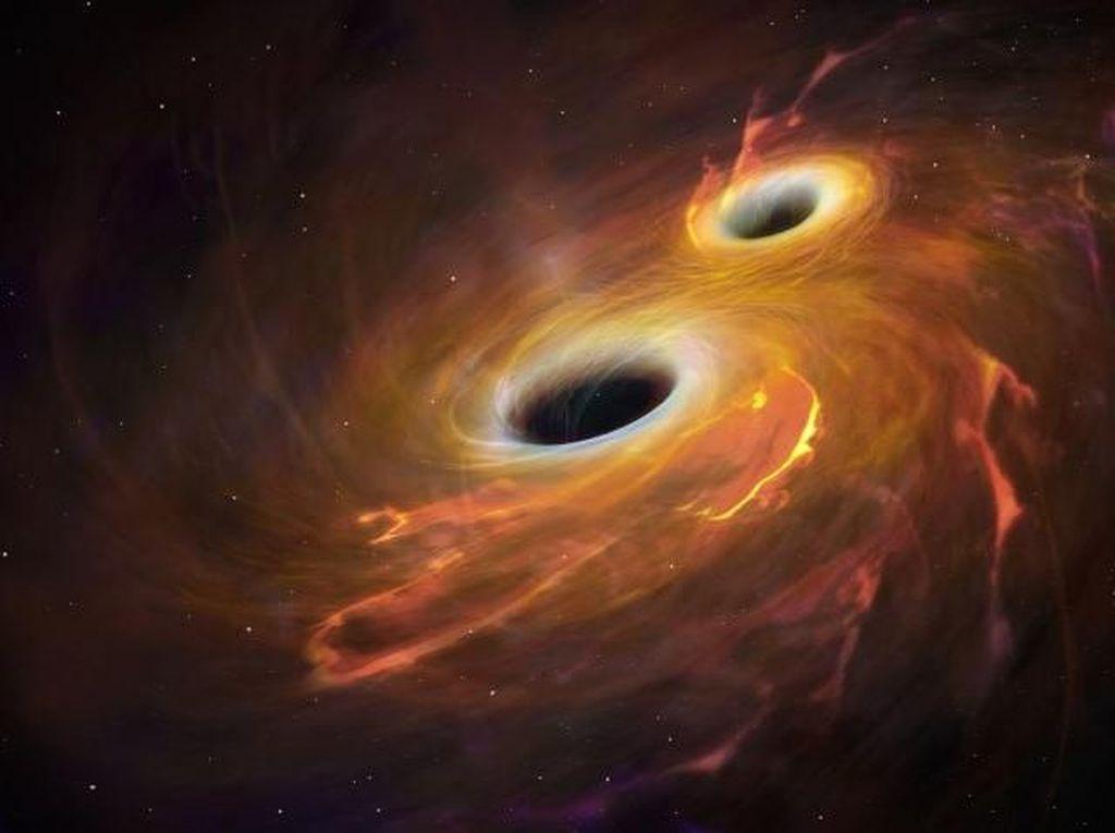 Seperti Apa Rasanya Masuk Lubang Hitam? NASA Punya Gambarannya