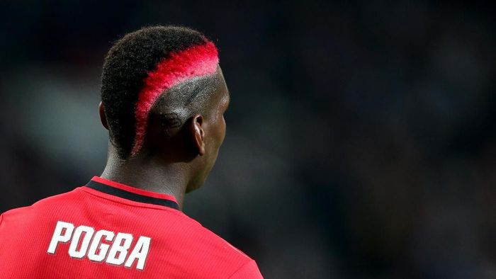 Gelandang Manchester United Paul Pogba. (Foto: Alex Livesey/Getty Images)