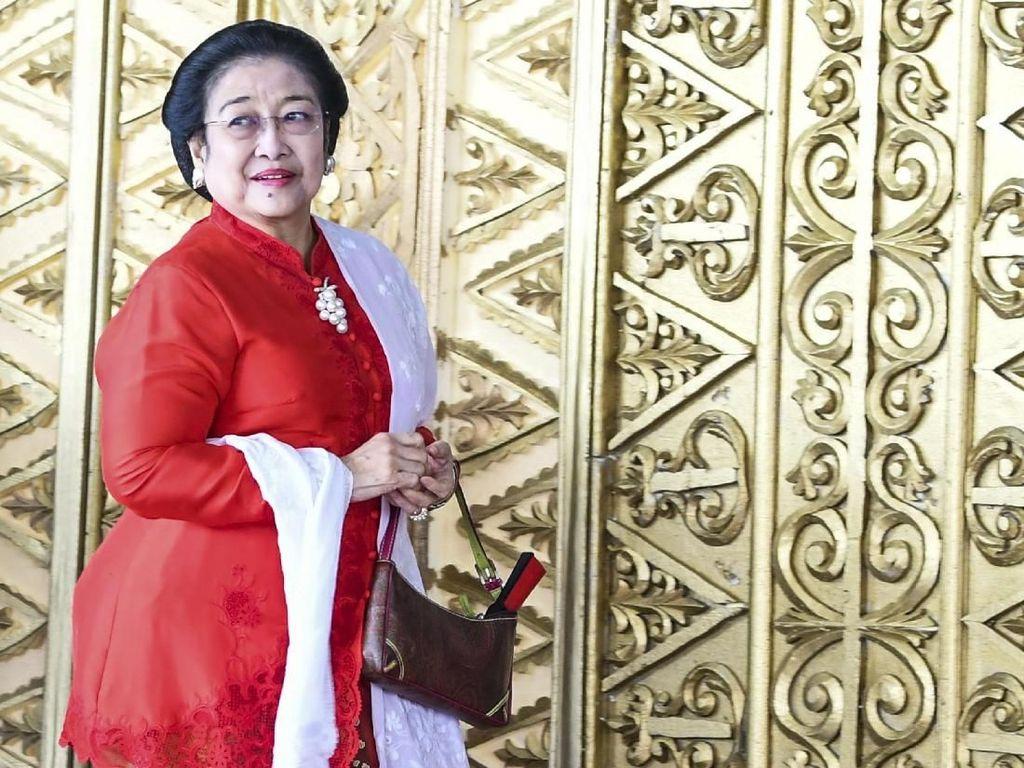 Megawati Bicara Sampah di Kali Ciliwung: Bertimbun-Timbun, Tak Bisa Gerak