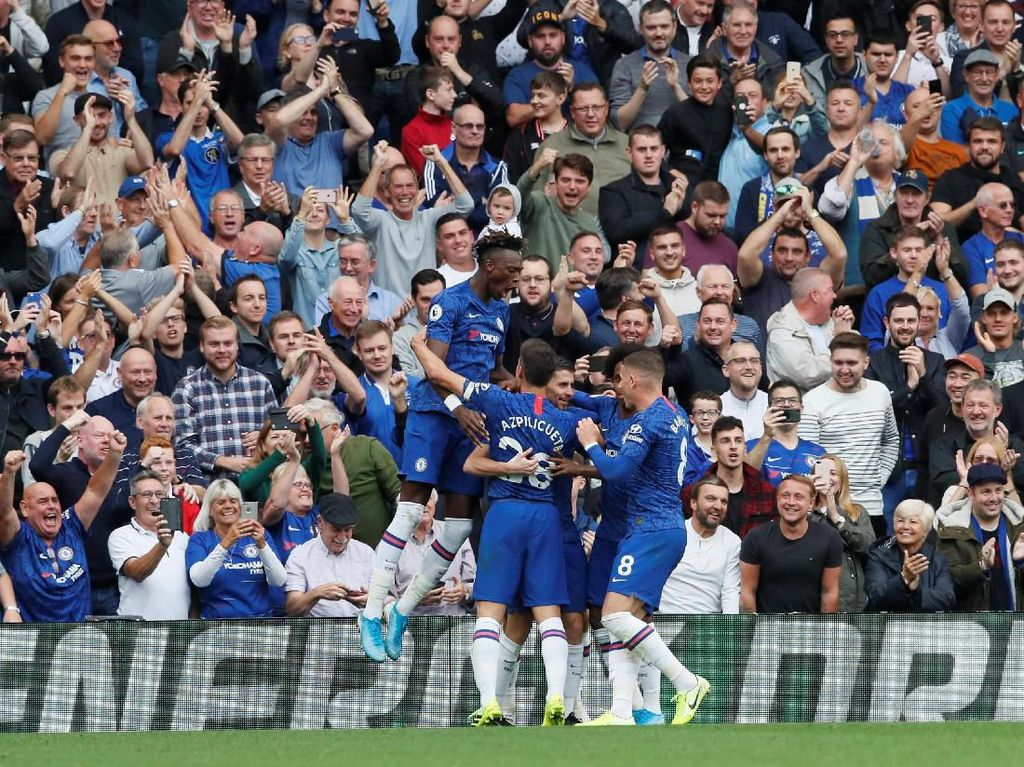 Lille Vs Chelsea: The Blues Harus Lebih Kejam di Depan Gawang