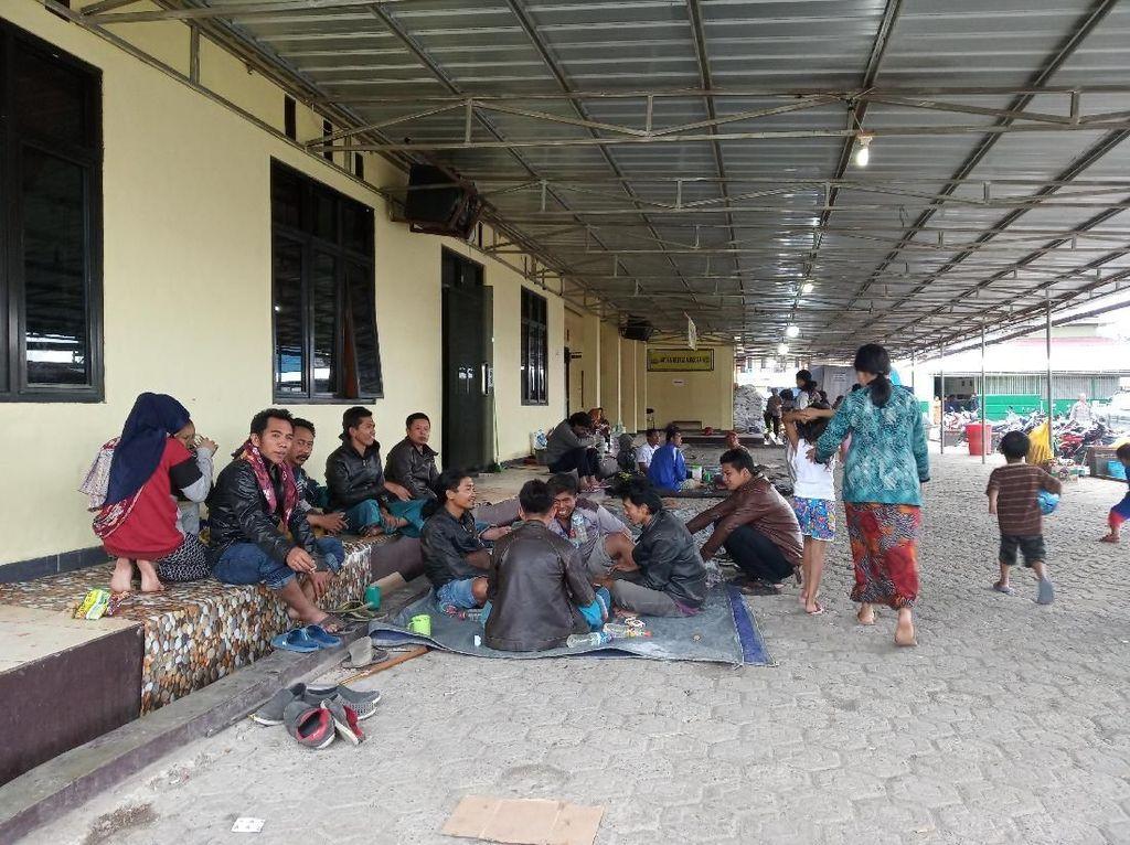 Rumah Terbakar Saat Ricuh, Sejumlah Warga Wamena Masih Mengungsi di Polres