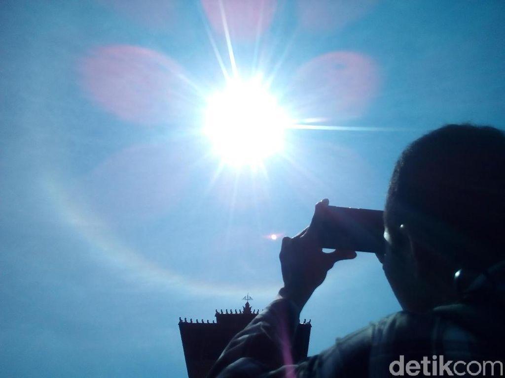 Peristiwa Langka! Merkurius Melintas di Depan Matahari