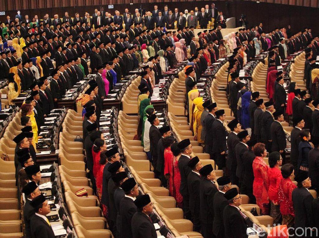 Muda-mudi di Bawah 25 Tahun Jadi Wakil Rakyat, Ada yang Berharta Rp 17 M
