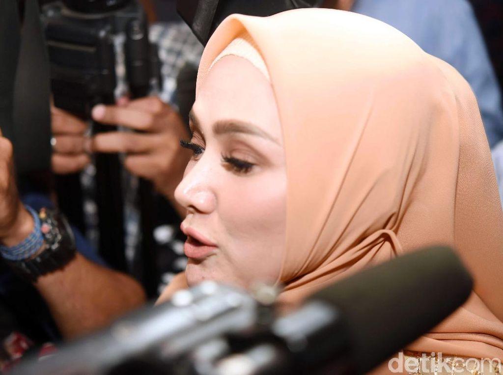 Ucapkan Terima Kasih ke KPK, Mulan Jameela Janji Tak akan Korupsi