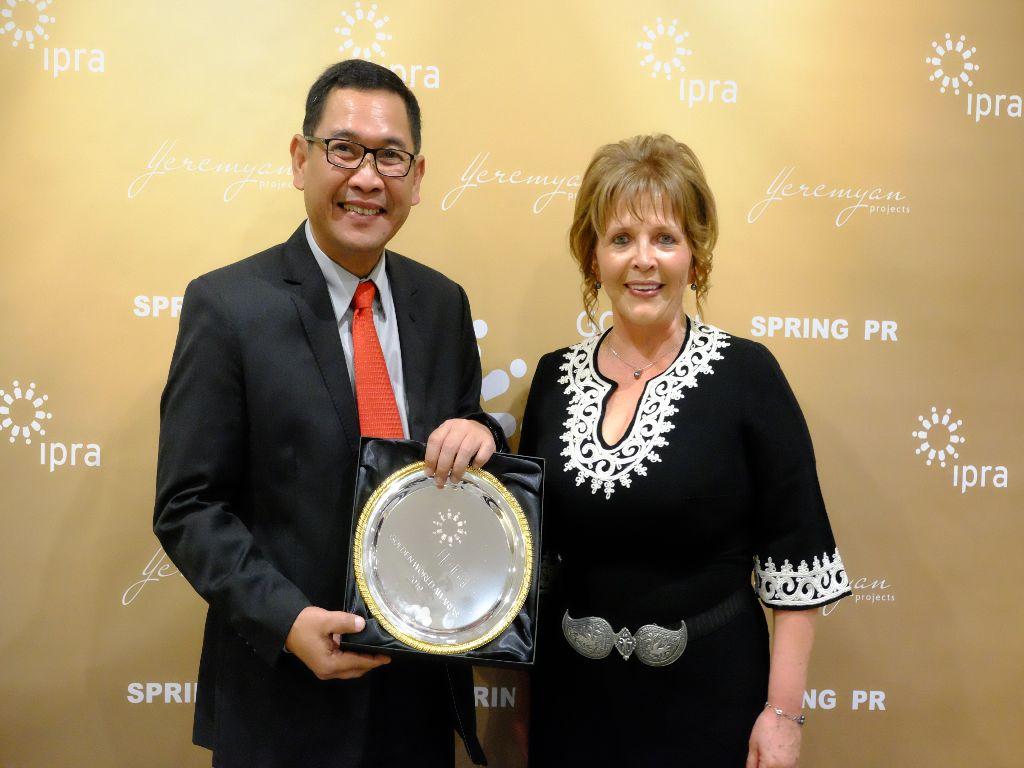 Telkom Raih 2 Penghargaan Kehumasan Tingkat Internasional