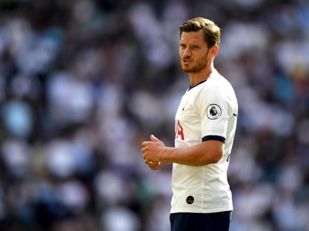 Jan Vertonghen Isyaratkan Perpanjang Kontrak di Tottenham