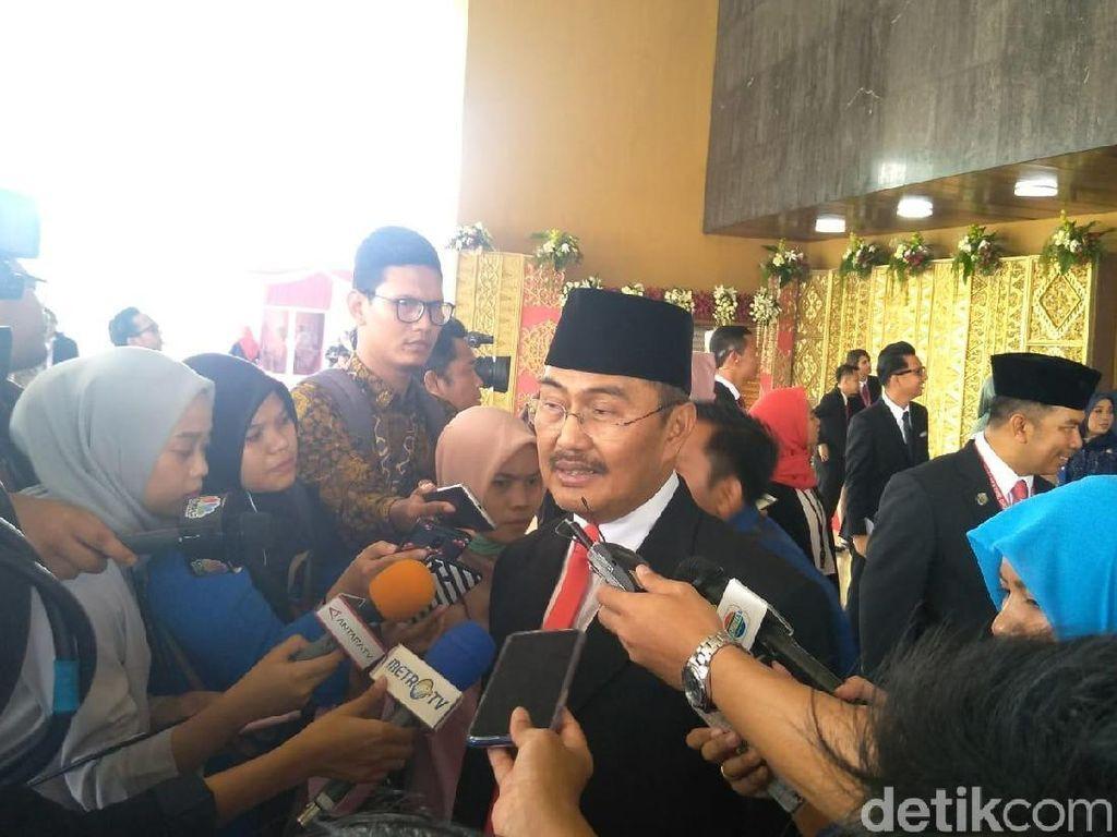 Jimly Asshiddiqie Siap Jika Ditunjuk Jadi Ketua DPD RI