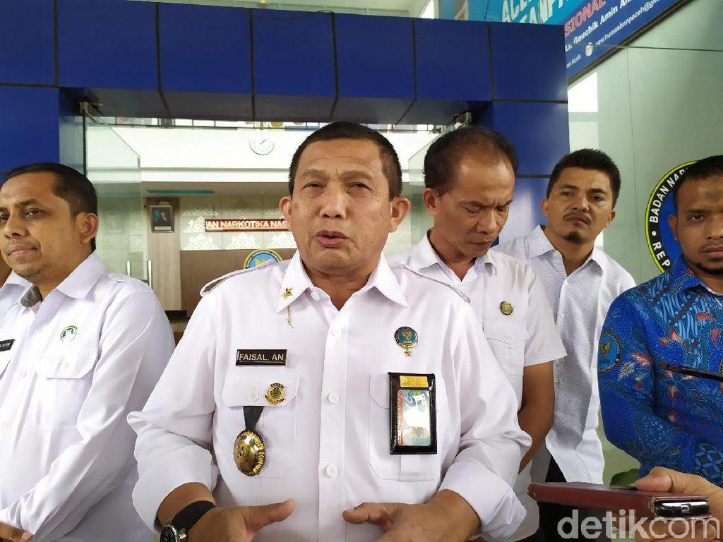 BNNP Tembak Mati 1 Bandar Sabu di Aceh