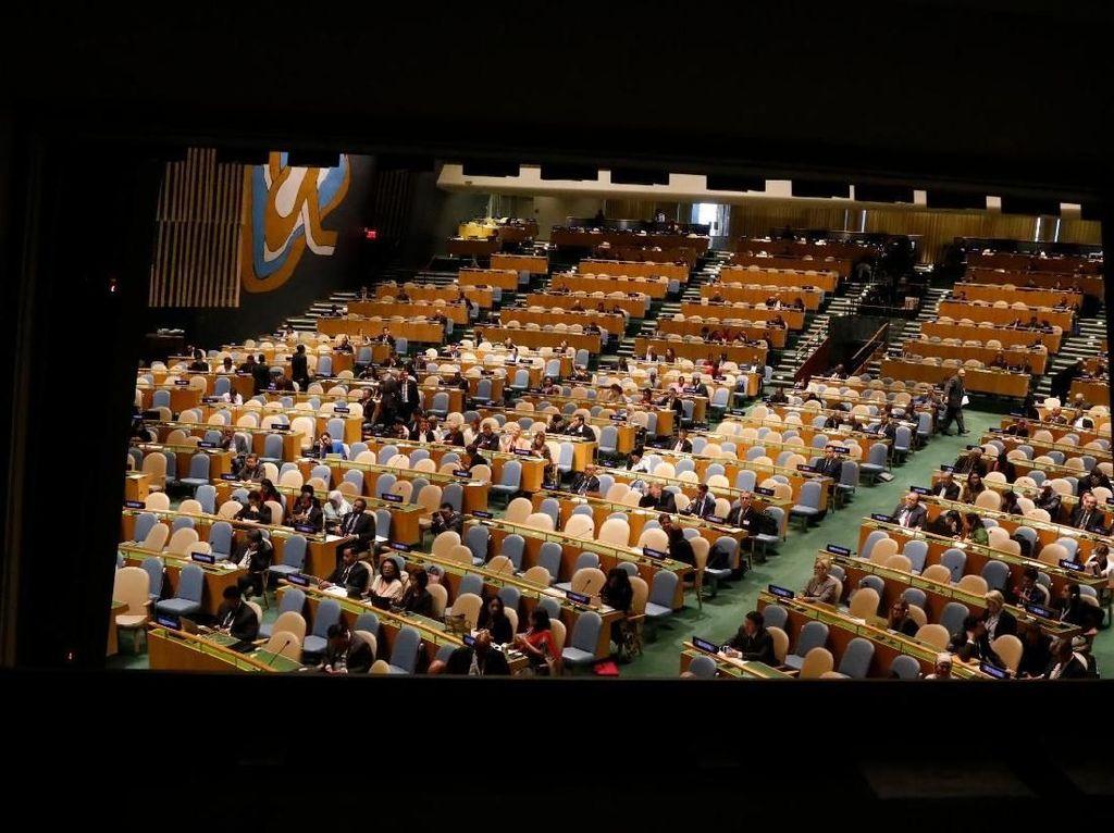 Vanuatu Angkat Isu Papua di Sidang Umum PBB, Indonesia Beri Jawaban Tegas