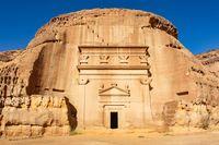 Mada'in Saleh, Kota Petra Kuno ala Arab Saudi (iStock)