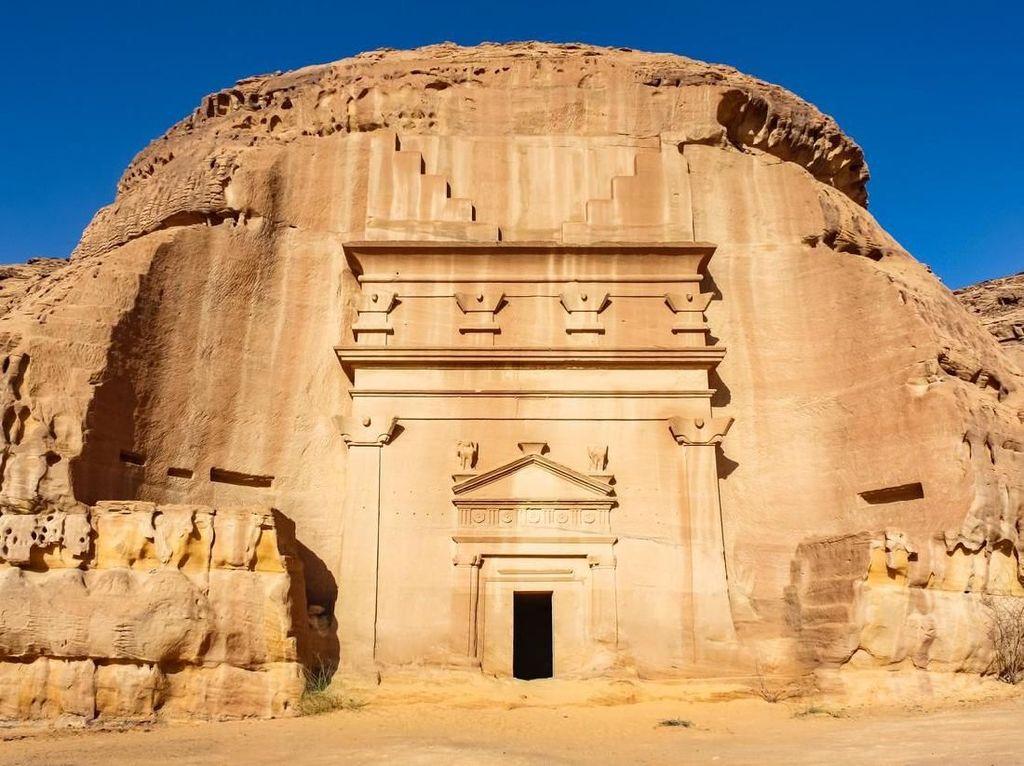 Arab Saudi Kian Gencar Promosikan Wisata Situs Kuno untuk Jemaah Umrah