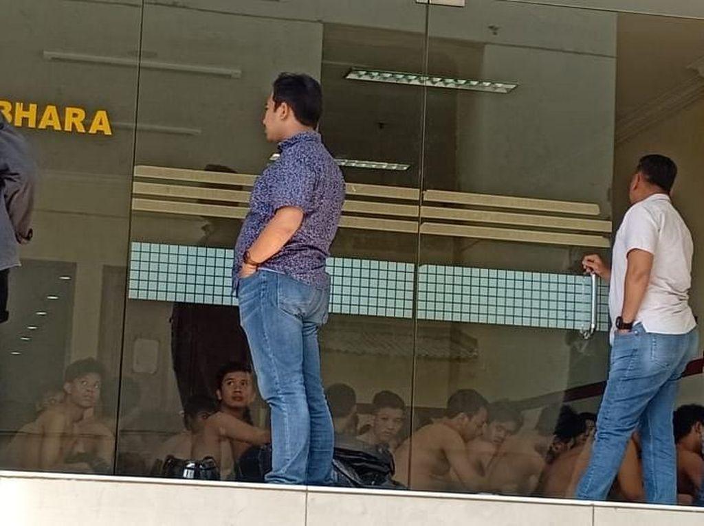 Demo DPR Berakhir Ricuh Semalam, 519 Orang Ditangkap Polisi