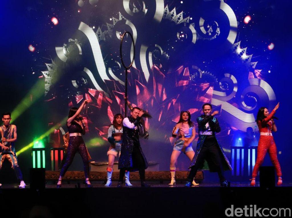 Wah, Ada Pertunjukan Baru yang Seru di Trans Studio Bandung