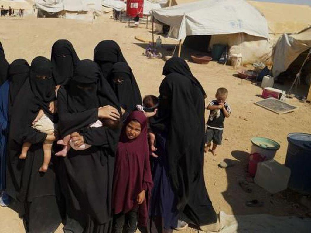 Australia Didesak Ambil Kembali Warganya yang Dukung ISIS di Suriah