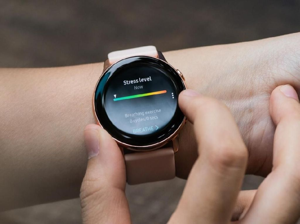 Galaxy Watch Active2 Masuk Pasar Indonesia