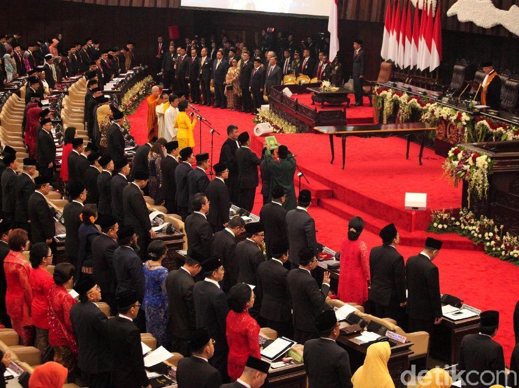 Dear 575 Wakil Rakyat, Pesan KPK Jangan Lupa Setor LHKPN Per Tahun