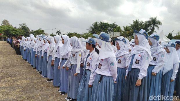 Hari Kesaktian Pancasila, Bupati Ciamis Titip Pesan untuk Pelajar